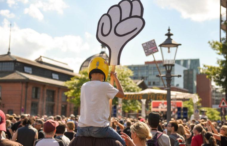 Vier Jahre Haft für friedlichen Protest