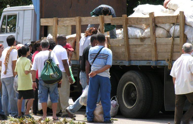 Правительство предупредило жителей Кубы об отключении света и продуктовом дефиците
