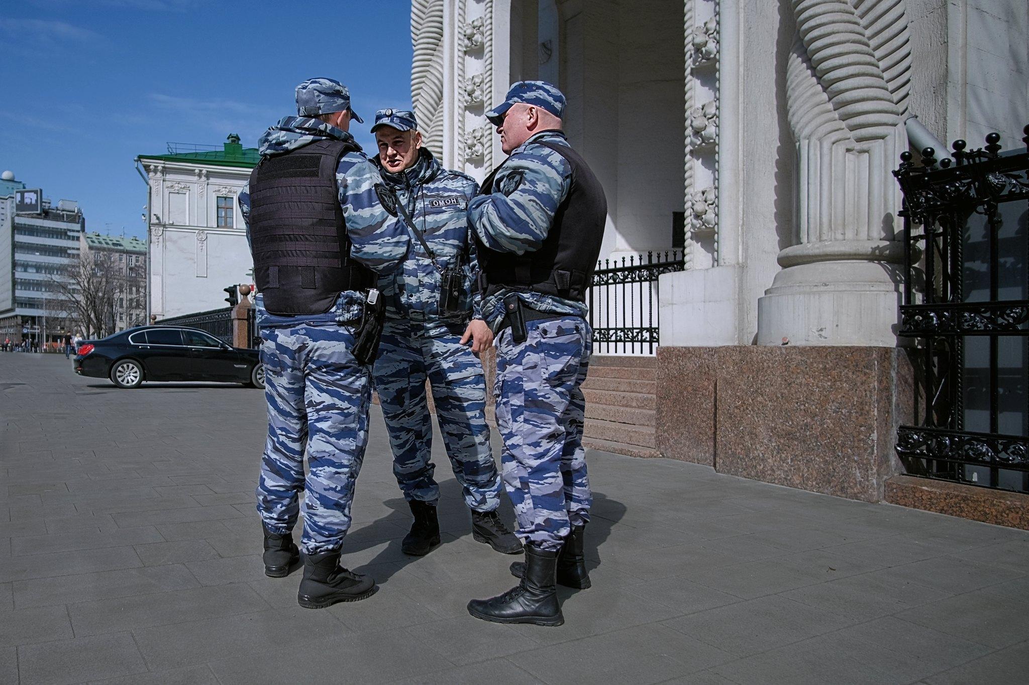Fast 200 Durchsuchungen an einem Tag bei den Anhängern von Navalny