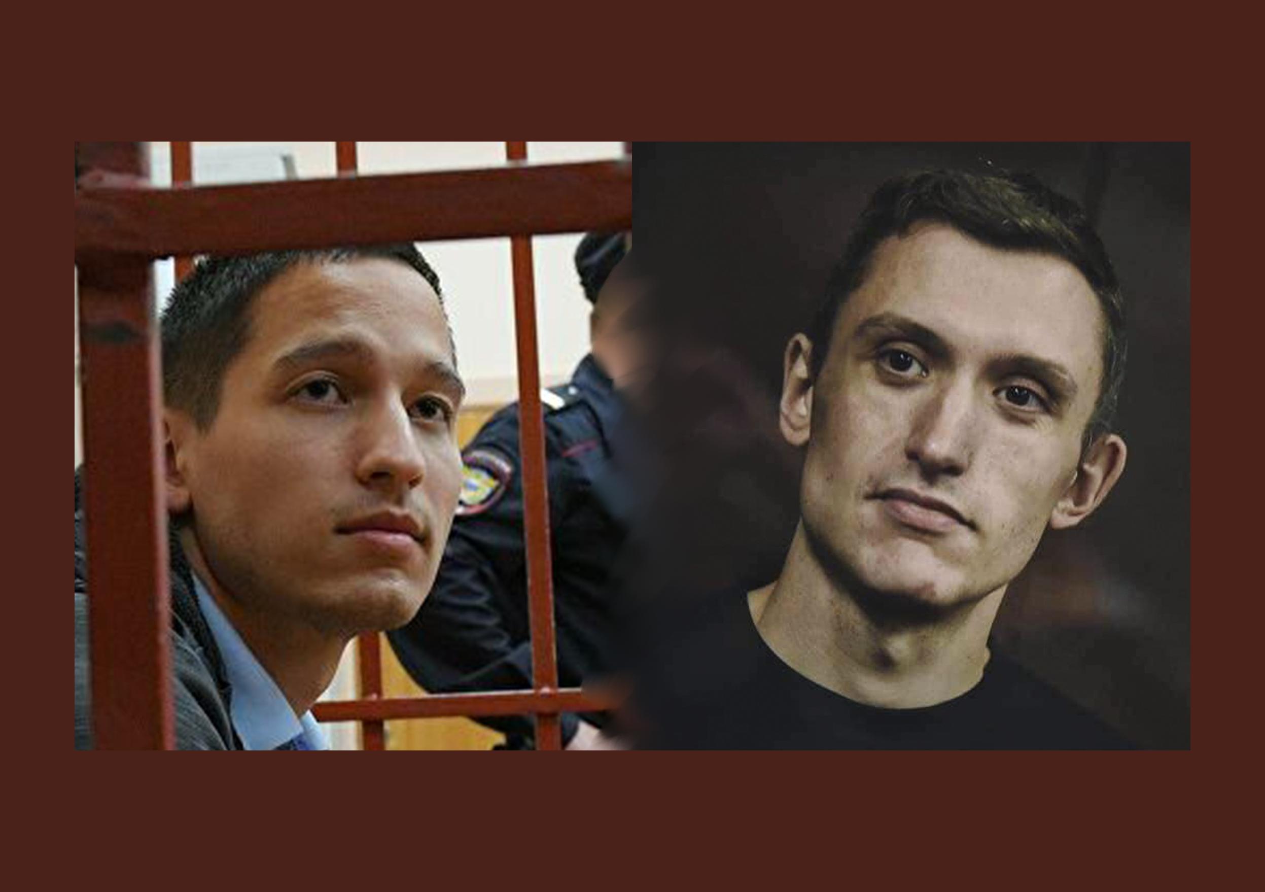 Gubaidulin und Kotov haben den Tag des Programmierers hinter Gittern verbracht