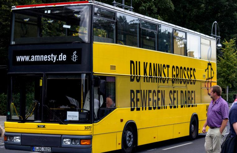Amnesty в Германии приветствует освобождение Сенцова