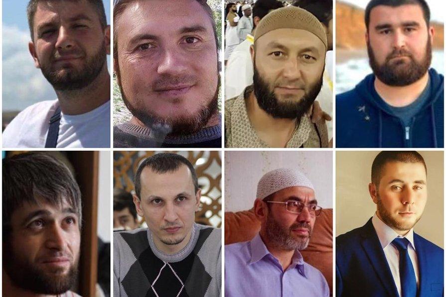 После этапирования крымских татар отправили в спецблоки