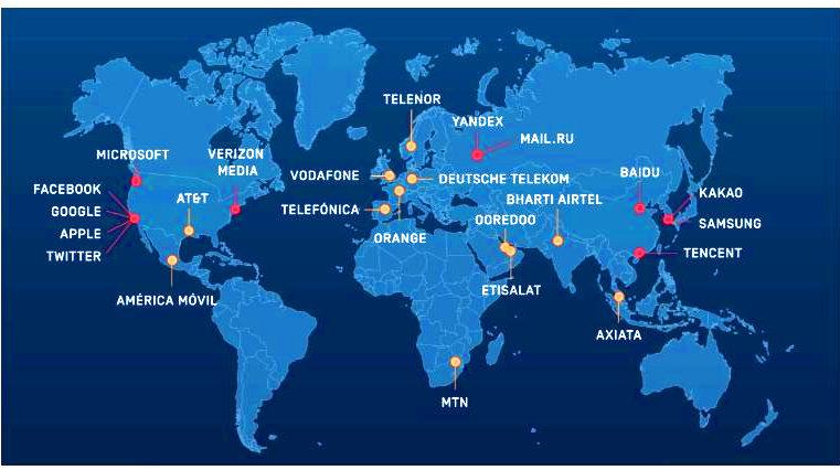 Индекс ответственности корпораций: прогресс соблюдения прав человека в интернете