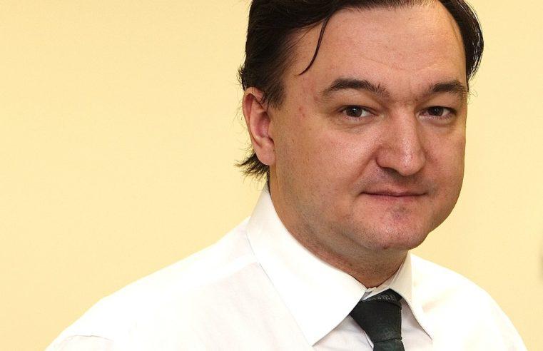 Über Sergei Magnitsky
