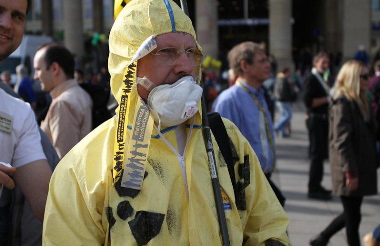 Uranschweife aus Deutschland kommen wieder nach Russland
