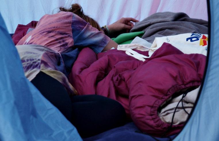 Drohende humanitäre Katastrophe im Norden Bosniens