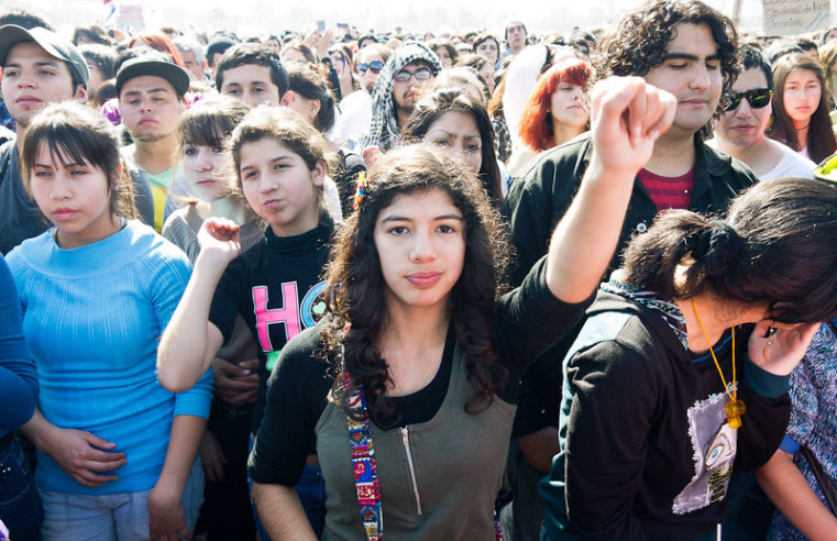 Chile: Rechtsverstöße gegen Minderjährige