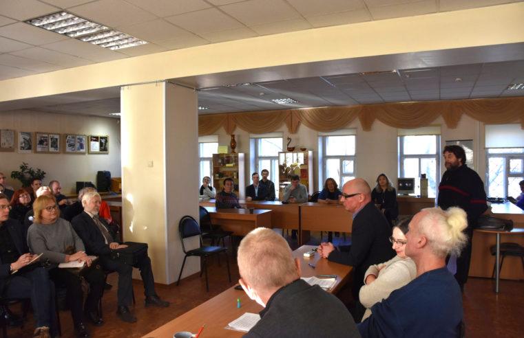 Беседа о правах человека в Германии и России состоялась в Нижнем Новгороде