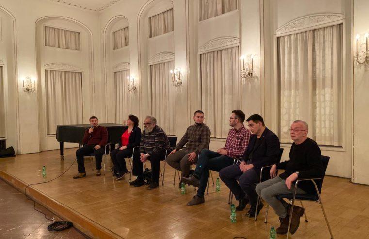 Das siebte Treffen in einer Reihe der Vorträge über Menschenrechte in Russland fand in Leipzig statt