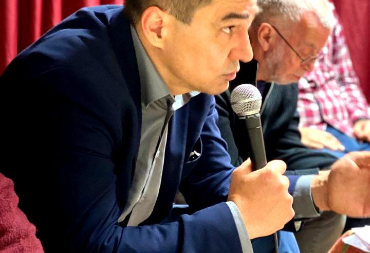 Das fünfte Treffen aus einer Reihe von Vorträgen über Menschenrechte in Russland fand in Köln statt