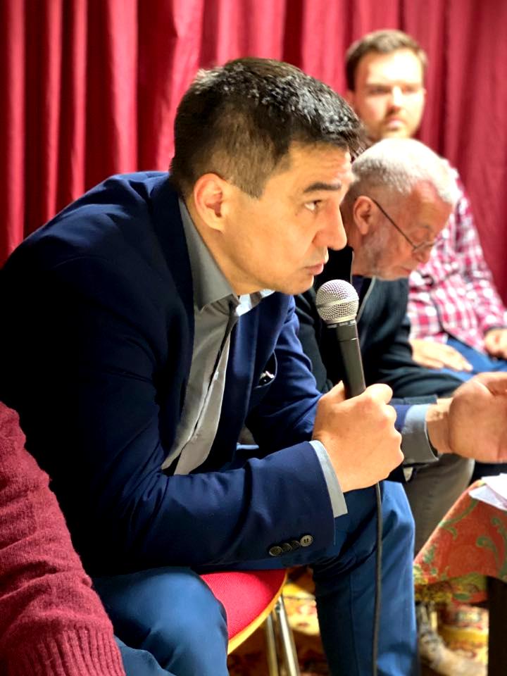 Пятая по счёту встреча из серии лекций на тему прав человека в России прошла в Кёльне