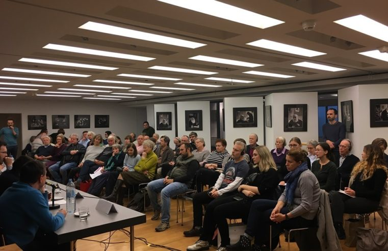 In Köln wurde ein Vortrag über die Menschenrechte in Russland gehalten