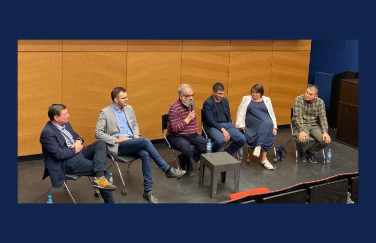 Das achte Treffen der Vortragsreihe über Menschenrechte in Russland fand in Leipzig statt