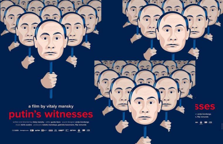 """In Minsk wurden """"Putins Zeugen"""" gezeigt"""