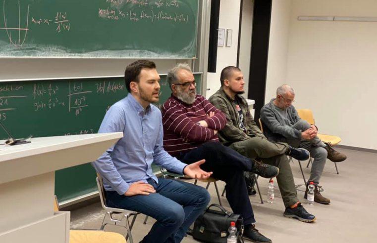 Der sechste in einer Reihe von Vorträgen über Menschenrechte in Russland fand in Köln statt