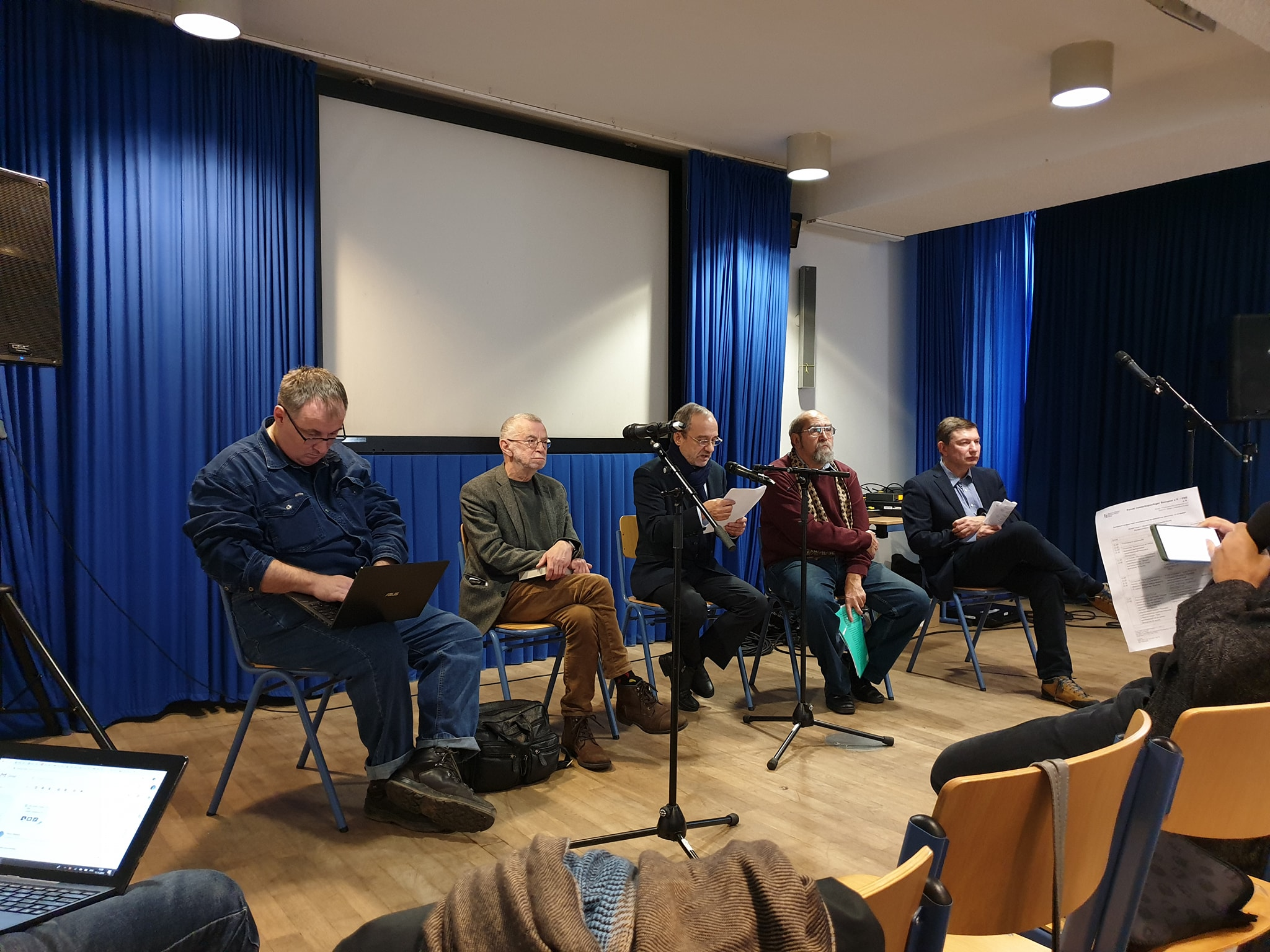 Die Konferenz «Russischsprachige für Europa» fand in Berlin statt