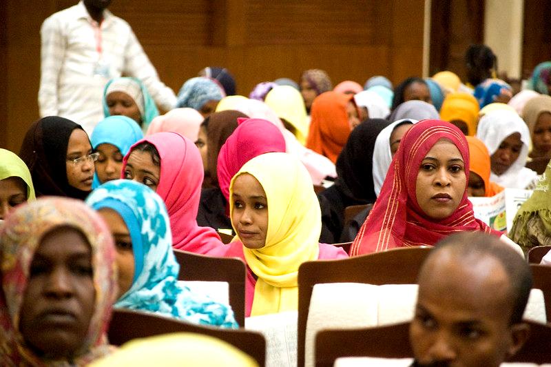 Судан укрепляет права женщин