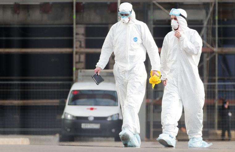 Data analyst says Russia's coronavirus statistics show signs of fraud