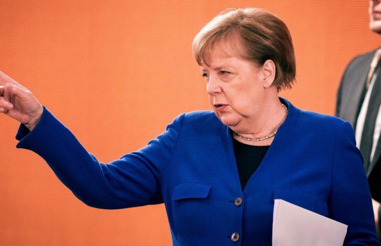 Merkel droht Russland Konsequenzen an
