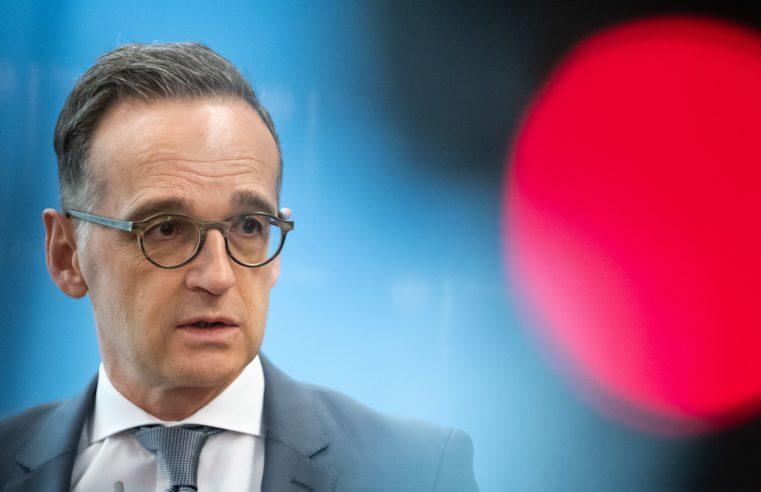 Maas: Corona-Krise befördert autoritäre Tendenzen