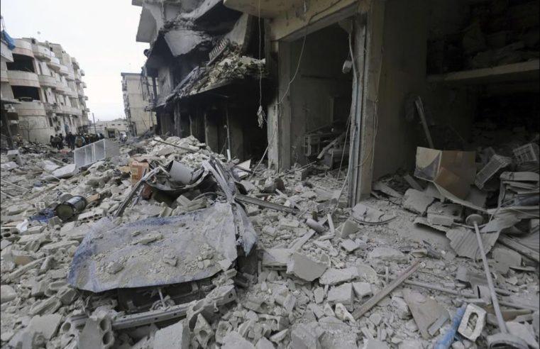 Syrien: gezielte Angriffe auf Krankenhäuser und Schulen