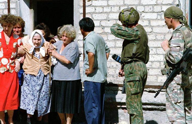Теракт в Буденновске. 25 лет. Что это было и как мы помним