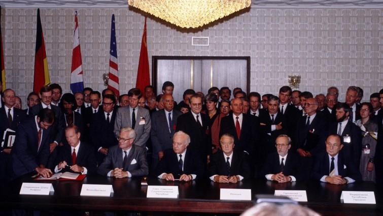 Ein Friedensvertrag, der keiner war