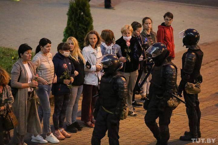 Освободить россиян, задержанных в Минске: «Мемориал» обращается к российским и белорусским властям