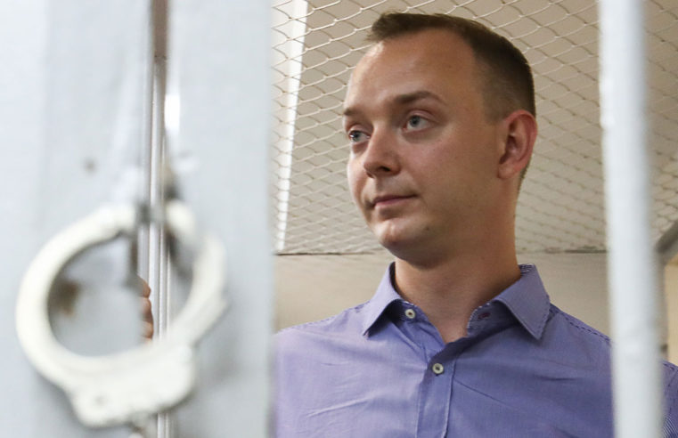 The attacks against independent journalists in Russia must stop