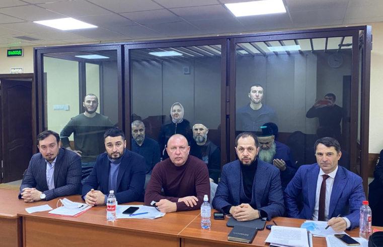 В Ессентуках начался процесс по делу лидеров ингушского протеста