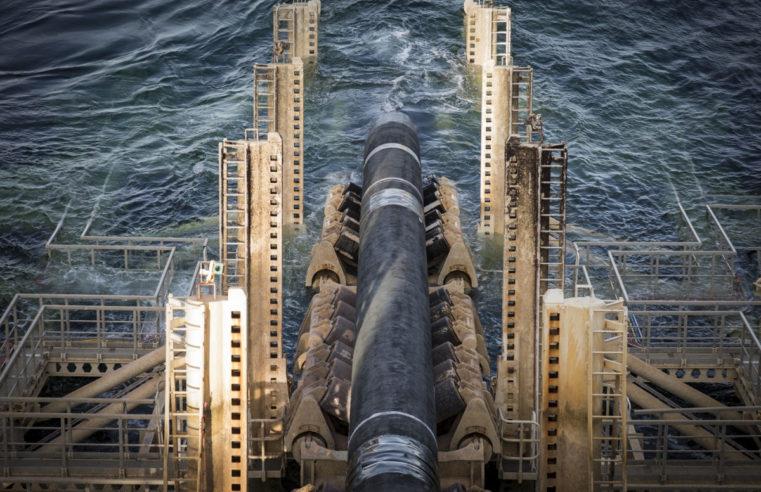 Opfer bekämpften russische Desinformation und Nord Stream 2