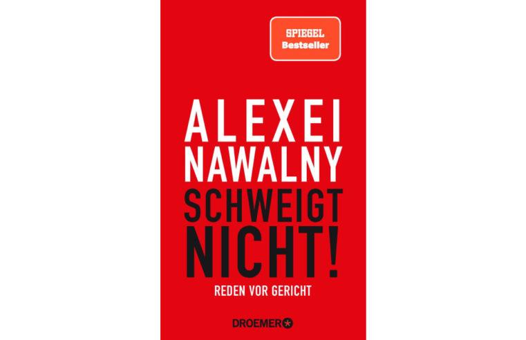 «Впечатляющие документы свободы»: в Германии вышла книга с выступлениями Навального