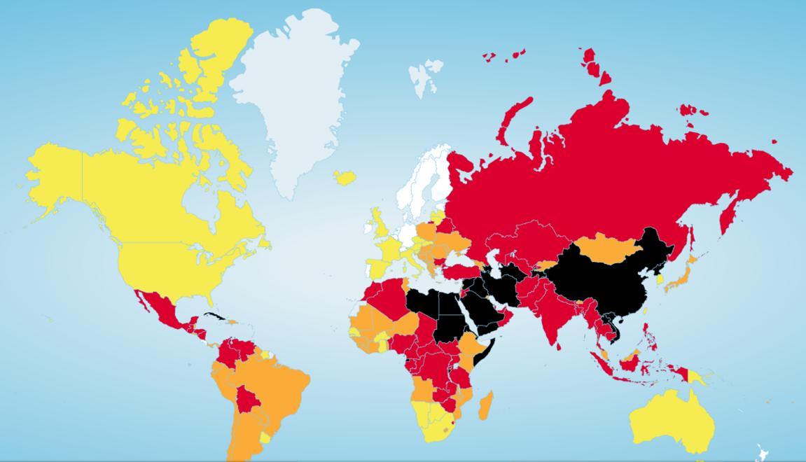 Reporter ohne Grenzen: Parlamentswahl ohne Pressefreiheit